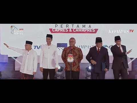 Ini Visi Misi Jokowi-Ma'ruf dan Prabowo-Sandi (Debat Pertama Pilpres 2019 - Bag 1) Mp3