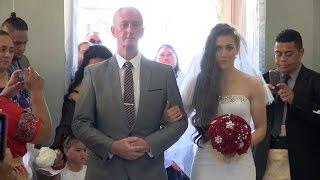 Bridal Party  Entrance - Trisha Beale & Judah Lavulo's Wedding