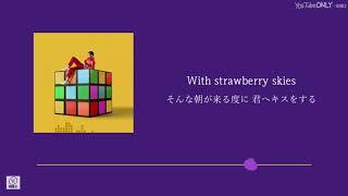 日本語字幕【 Blueberry Eyes feat. SUGA of BTS 】 MAX
