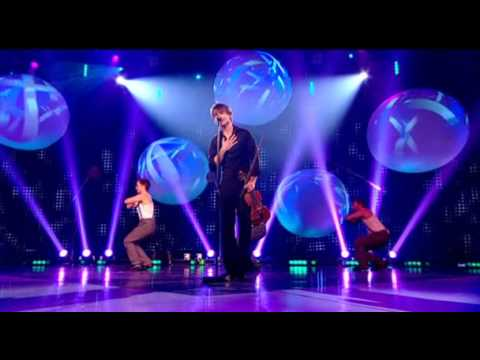 Alexander Rybak - Fairytale (Live at English National Final - Eurovision Song Contest 2010)