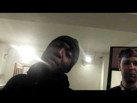 Shadez Tv :Channel 4 Evo music room Diaries Day 2 (The introduction to the live sounds)