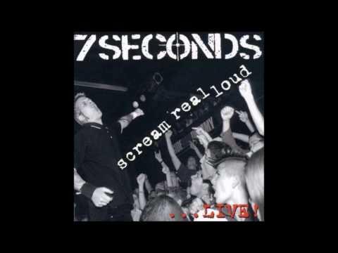 7 Seconds - Scream Real Loud... Live! (Full Album)