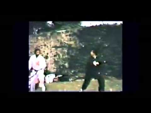 rare footage bruce lee bob wall 1973