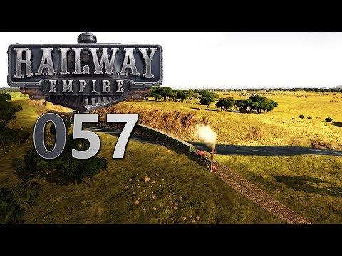 RAILWAY EMPIRE 🚂 [057]  🚂 Let's Play Railway Empire deutsch gameplay  