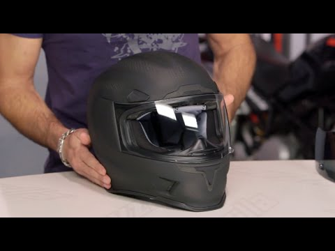 ICON Airframe Pro Ghost Carbon Helmet Review at RevZilla.com