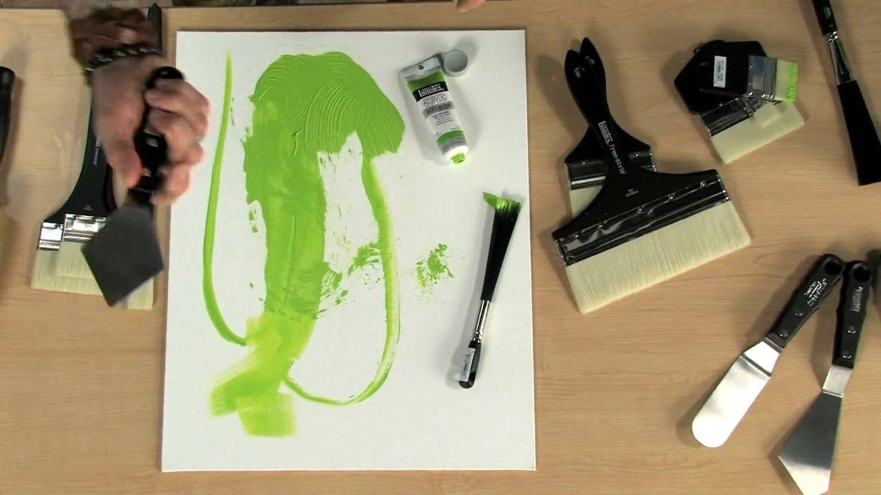 Výsledek obrázku pro professional freestyle brush shape