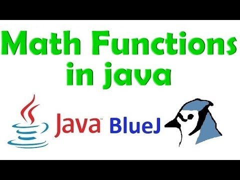 #33 Math Functions In Java Demonstrated With Presentation
