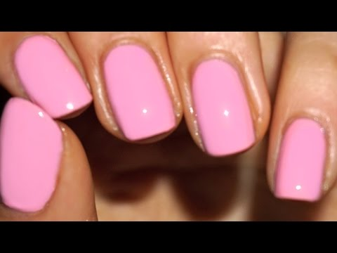 How to paint your nails perfectly!!