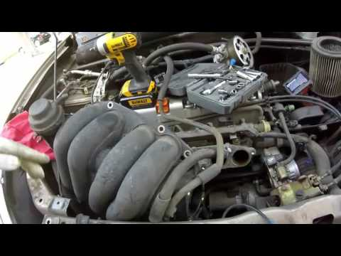 Removing and replacing IMRC on a 2004 Honda Crv