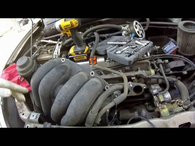 p1077 2004 honda crv intake manifold runner control system malfunction low  rpm