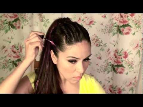 Hair Twists | Back-to-School Hairstyle