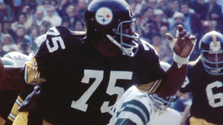 08ba83a0e16 Mean Joe Greene Finally Gets a Statue at His Alma Mater | Fanbuzz
