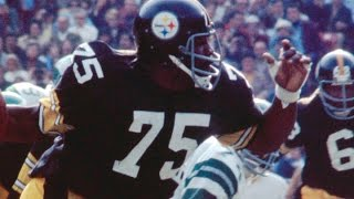 """FlashbackFridays! Taking the #13 spot on our list of the top 100 greatest players in NFL history, it's the legendary """"Mean"""" Joe Greene. He played his entire ..."""