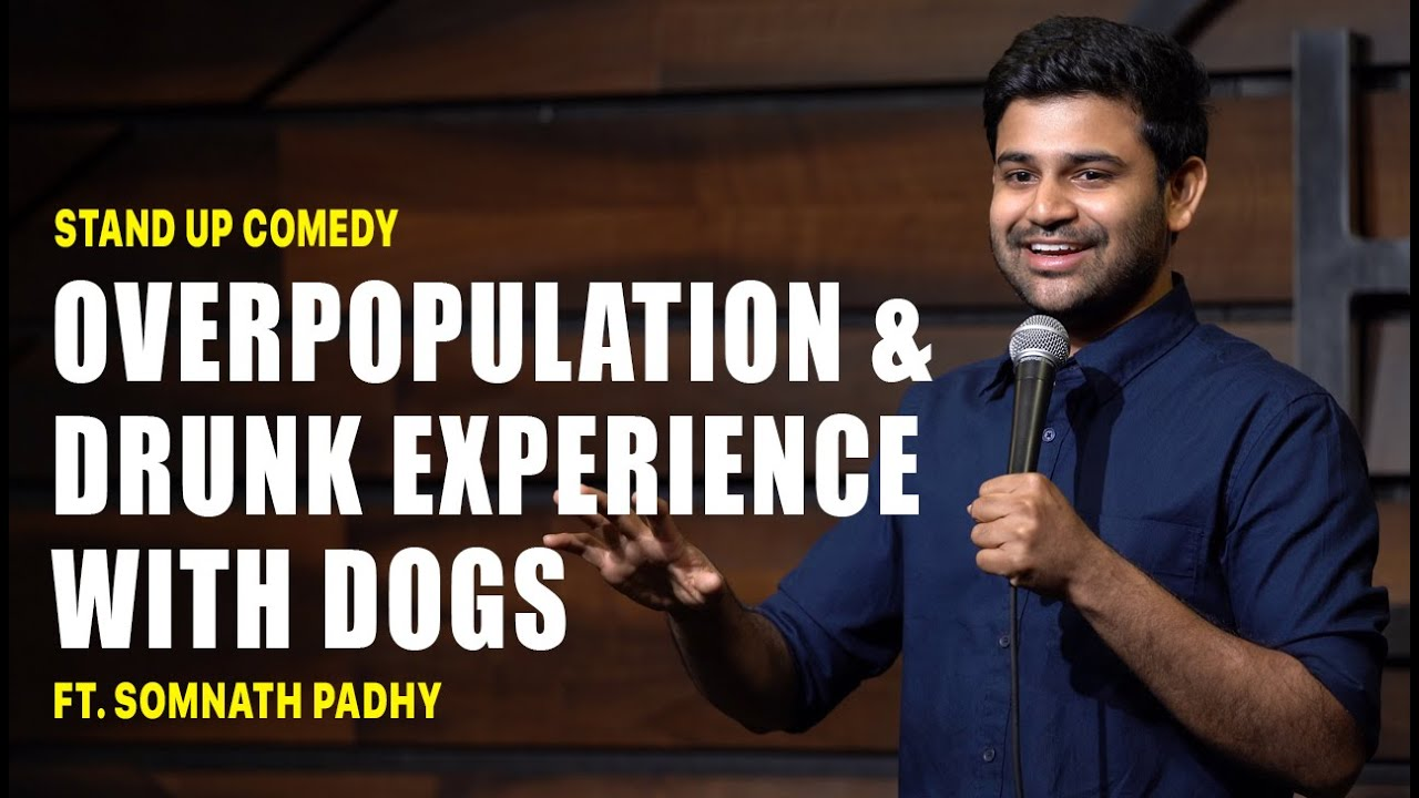 Why I can't be a Feminist | Stand-Up Comedy by Somnath Padhy