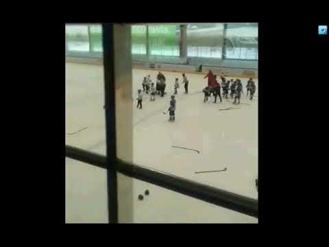 В Тольятти хоккейный турнир завершился дракой