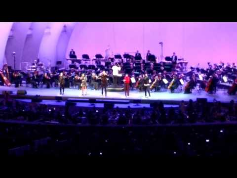 Take On Me - Pentatonix with the Hollywood Bowl Orchestra