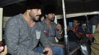 SPOTTED! Salman Khan's Rs 1,000 Auto Ride After Sohail's Birthday Bash
