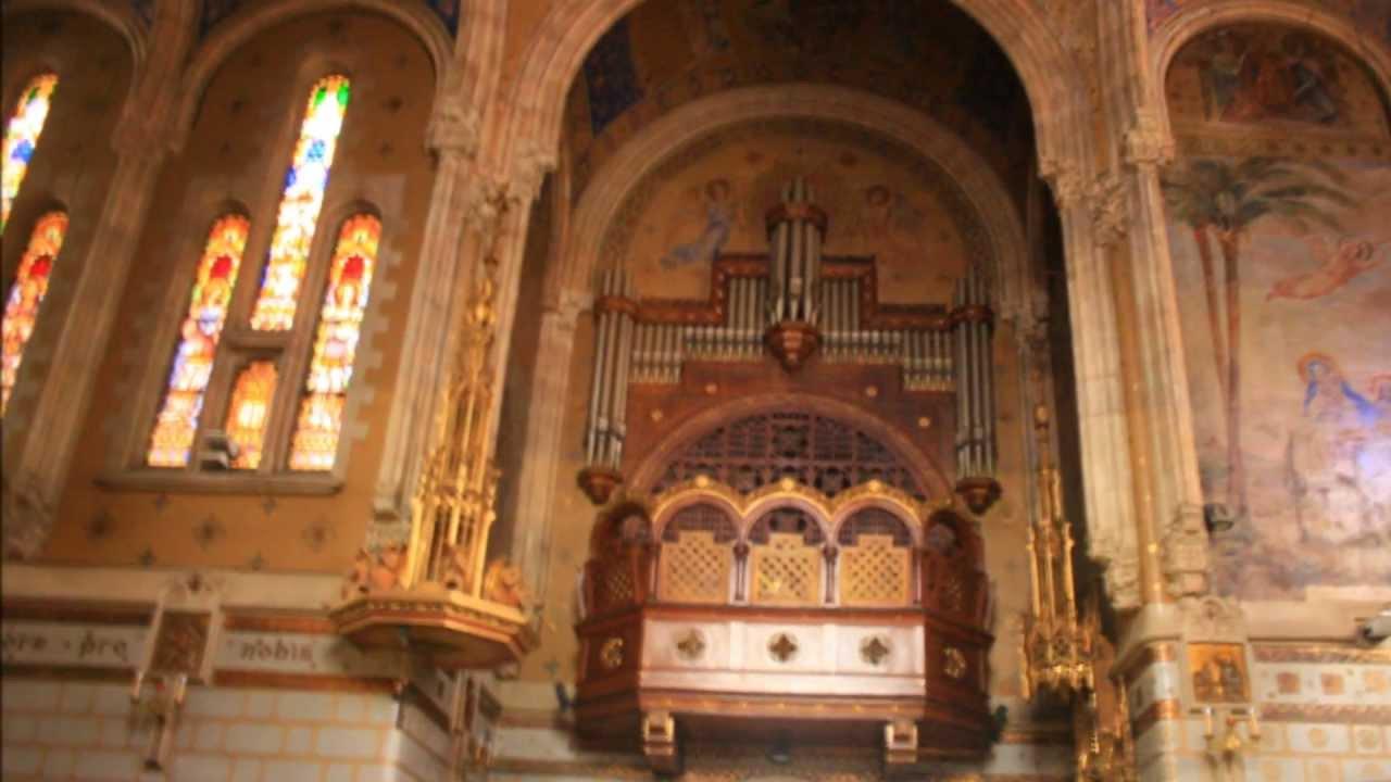 Santuario de san jos de la monta a barcelona youtube - Barcelona san jose ...