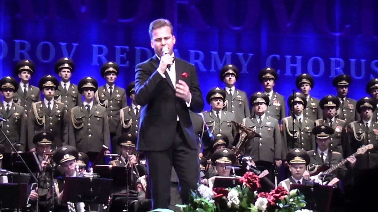 Martin Chodúr a Alexandrovci v Bratislavě (Hallelujah)