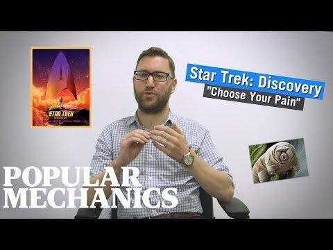 Star Trek: Discovery -- Ep. 5 Review | PopMech