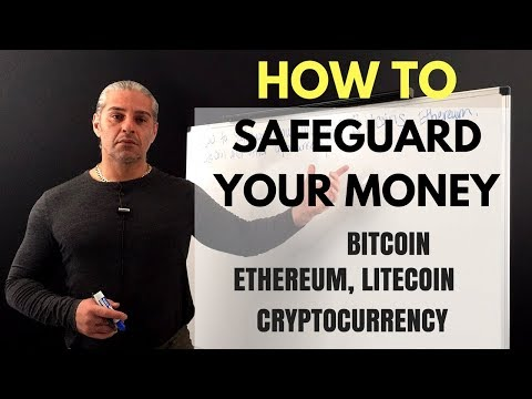 How to safeguard your money: Bitcoin, Ethereum, Lite Coin and other crypto currency