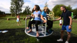 Solar Spinner - Outdoor Playground Equipment