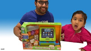 Ishfi Unboxing Count Along Till Toy