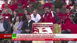 Golinger: Es una provocación de EE.UU. la prohibición de vuelo del avión presidencial de Venezuela