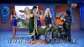 Portokalli, 5 Prill 2015 - Voulez Vous (Reklama e Kosit)