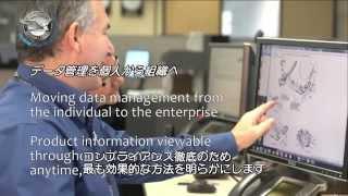 プラット・アンド・ホイットニー 3DXCF2013 ご講演 日本語字幕版