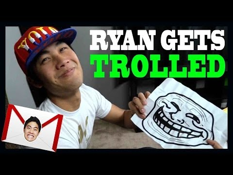 Ryan Gets TROLLED! (Mail Time)