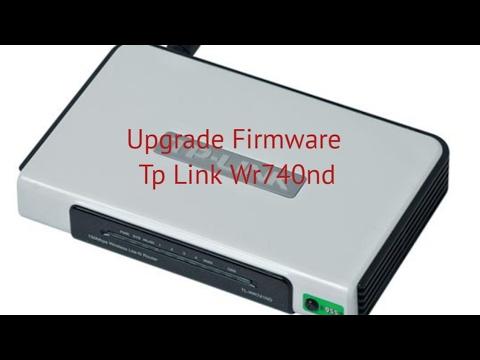 DRIVERS UPDATE: TP-LINK TL-WR740N V1 ROUTER
