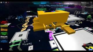 ROBLOX: SPACE OBBY de Elite Obbies Inc. - Gameplay/Walkthrough