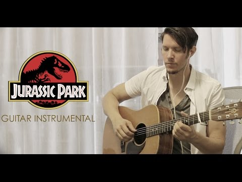 Jurassic Park on Guitar - Jurassic World - Acoustic Labs