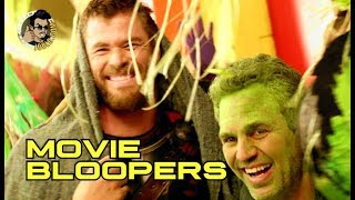 THOR: RAGNAROK Bloopers Gag Reel |FULL| (2017) Marvel Superhero Movie HD