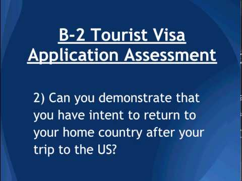 B2 Tourist Visa Applications - Free Case Assessment (usavisalaw.com)