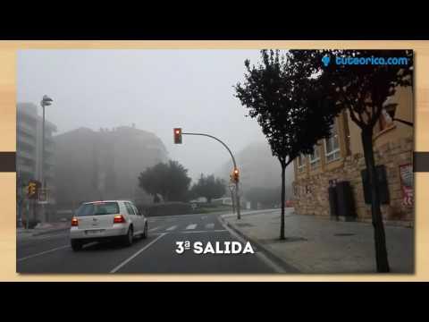 Examen práctico permiso b en Lleida. Zona 4-Doctora Castell- Polígono de Alcarrás