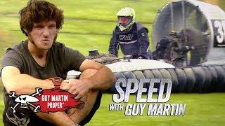 Guy Martin's World Record Hovercraft Build | Guy Martin Proper