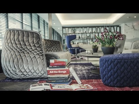 The Watergate Hotel - Interiors by Moroso