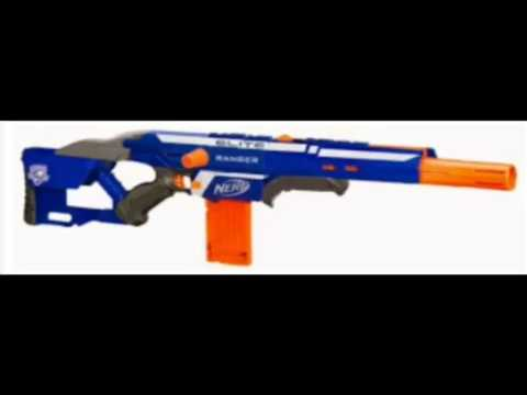 Nerf News Nerf Elite Ranger One Youtube