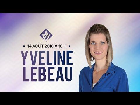 Né pour briller - Yveline Lebeau