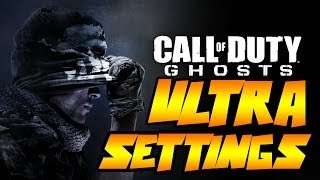 Call of Duty Ghosts Gameplay - PC Max Settings (Ultra Graphics 1080p HD)