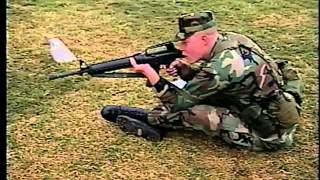 How to Shoot a Gun - U.S. Marine Corps Rifle Training - USMC Training Video [FULL] | AR15
