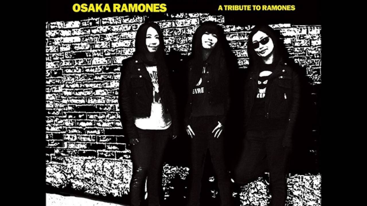 DO YOU REMEMBER ROCK'N'ROLL RADIO? COVERING THE RAMONES