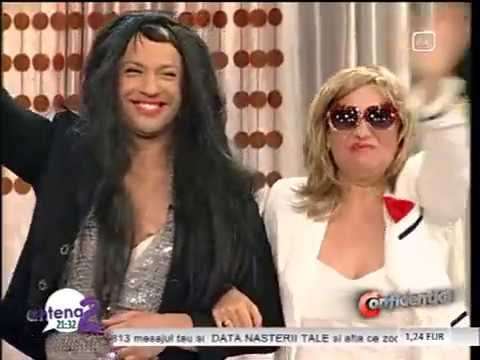 Ileana Ciuculete , Mihaela Staicu si Claudia Torop la Confidential