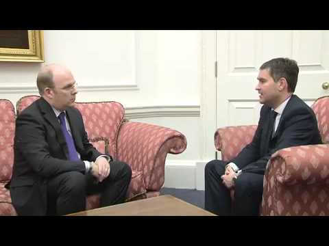 TAXtv Budget Special Interview with David Gauke MP