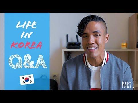 Teaching in Korea? | Learning Korean | How I Stay Positive | Life in Korea Q&A