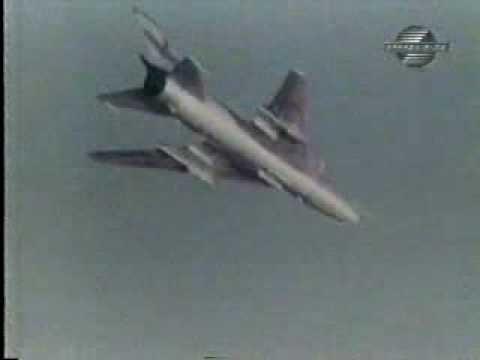 Sukhoi Su-17 NATO Code: Fitter-C
