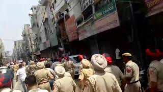 6 June ko rajiv tandon shiv sena ka poster gande aye khalistan ko pakad police ke hawale kiya
