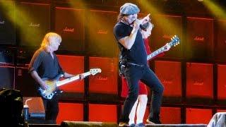 """AC/DC - HIGH VOLTAGE - München 19.05.2015 (""""Rock Or Bust""""-Worldtour 2015)"""